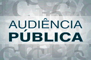Convite à População - Audiência Pública dia 15 de Maio